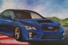 """""""Subaru WRX STi"""""""